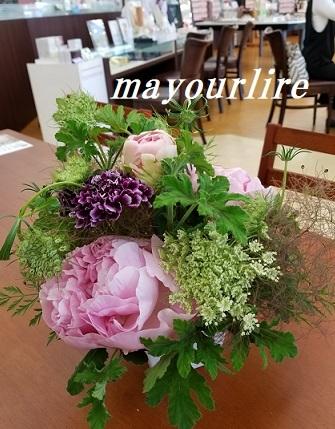 メガネの三城 下中野店 フラワーレッスン_d0169179_00151852.jpg