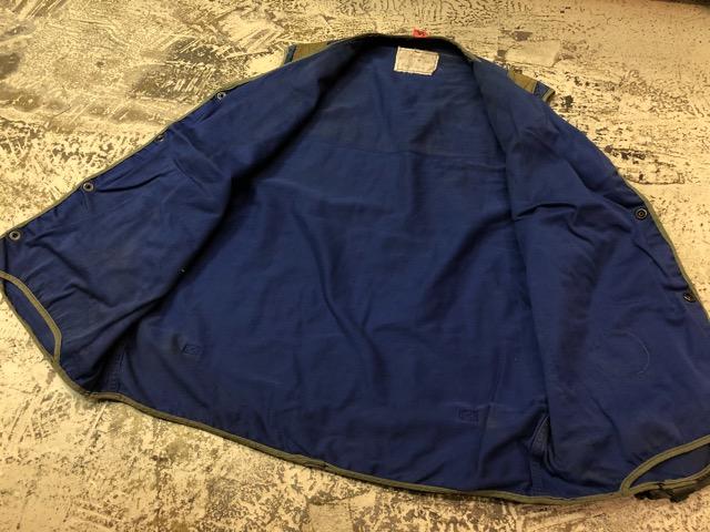 6月27日(水)大阪店Vintage入荷日!!#3 U.S.Navy編!WWII U.S.Navy WhiteT-Shirt&LifePreserverVest!!(大阪アメ村店)_c0078587_17491319.jpg