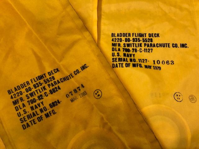 6月27日(水)大阪店Vintage入荷日!!#3 U.S.Navy編!WWII U.S.Navy WhiteT-Shirt&LifePreserverVest!!(大阪アメ村店)_c0078587_17495646.jpg