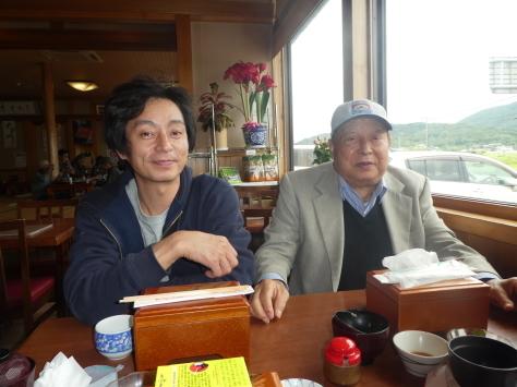2018年6月28日日日 80歳の父の日に努夫妻がお食事に誘った  その11_d0249595_13590257.jpg
