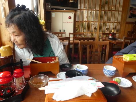 2018年6月29日 80歳の父の日に努夫妻がお食事に誘った  その12_d0249595_14081118.jpg