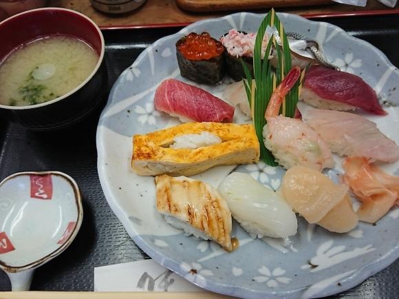 6/25 市場寿司たか 名物にぎり¥1,000 + 小肌¥150 + 缶ビール¥350@八王子卸売センター_b0042308_10040711.jpg