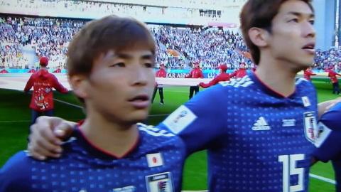 6/24(日) 日本 vs セネガル 2018W杯ロシア大会_a0059812_18220245.jpg