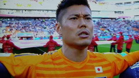 6/24(日) 日本 vs セネガル 2018W杯ロシア大会_a0059812_18220775.jpg