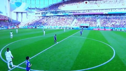 6/24(日) 日本 vs セネガル 2018W杯ロシア大会_a0059812_19021541.jpg