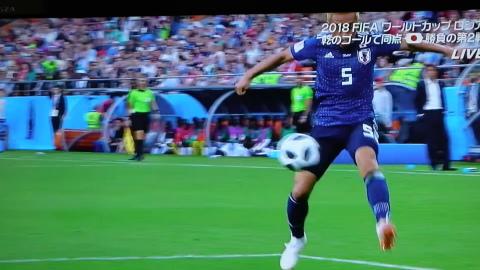 6/24(日) 日本 vs セネガル 2018W杯ロシア大会_a0059812_19054733.jpg