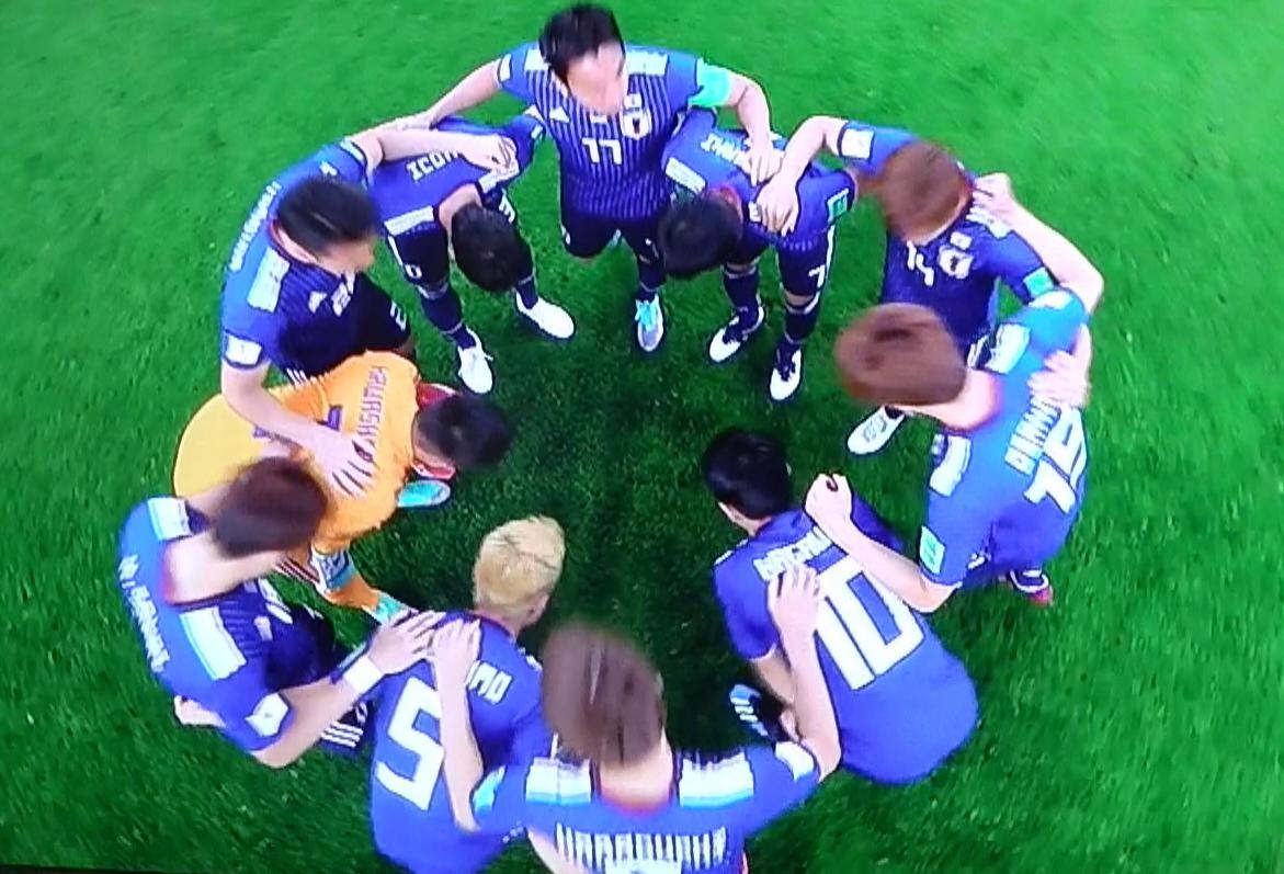 6/24(日) 日本 vs セネガル 2018W杯ロシア大会_a0059812_19071082.jpg