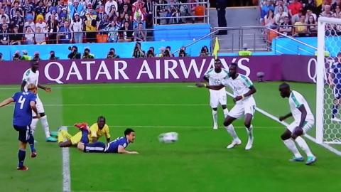 6/24(日) 日本 vs セネガル 2018W杯ロシア大会_a0059812_19204223.jpg