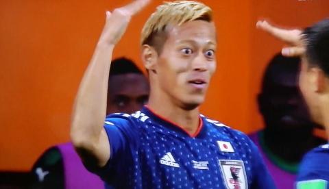 6/24(日) 日本 vs セネガル 2018W杯ロシア大会_a0059812_19205996.jpg