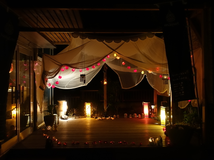 「灯りあそぶ」タイの夜市照明で再現2018年6月4日(月)_b0290816_00300139.jpg