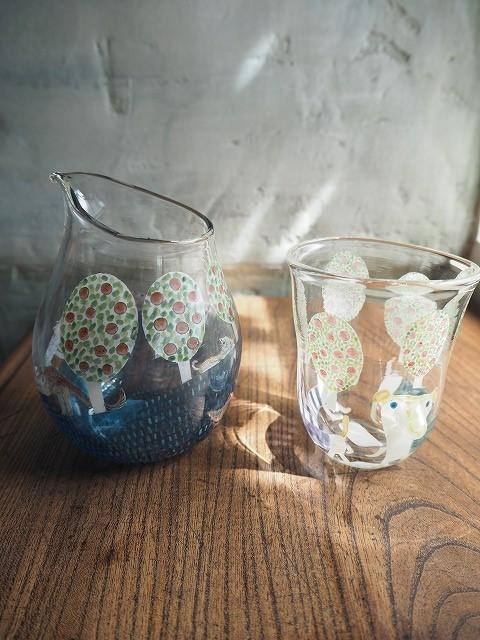 松岡装子 ガラス展 _b0132444_16325473.jpg