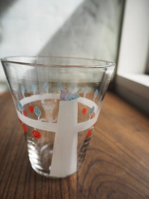 松岡装子 ガラス展 _b0132444_17024460.jpg