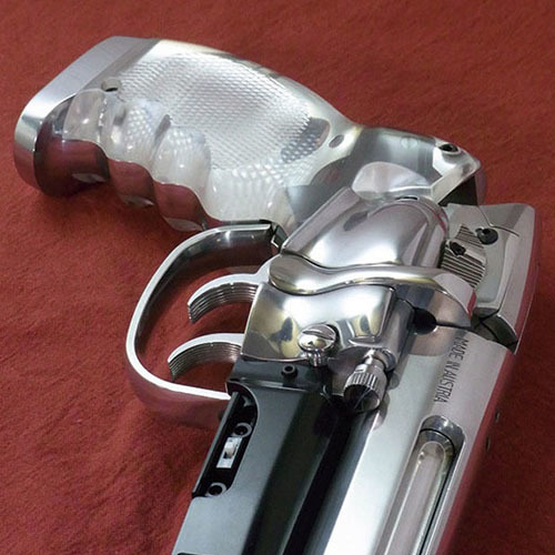 BTO: Clear Grips for the Tomenosuke Blaster (metal model)_e0118156_18400929.jpg