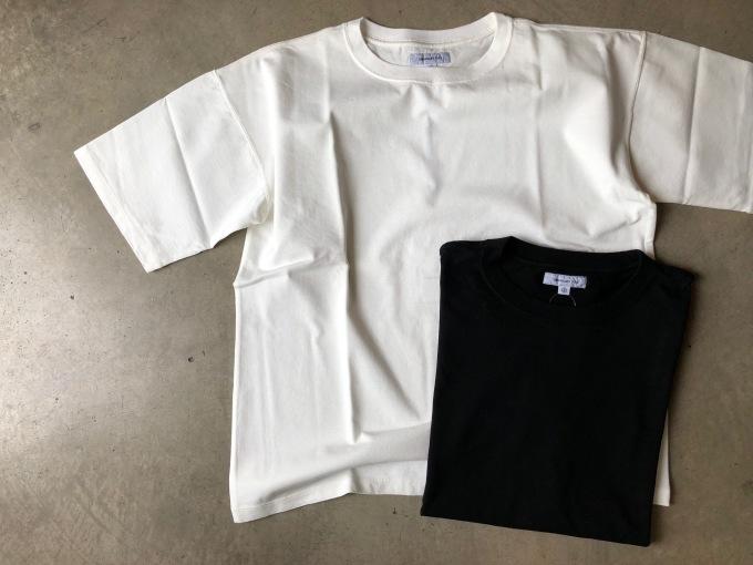 ORDINARY FITS ユニセックス クルーTシャツ_d0334060_16183807.jpg