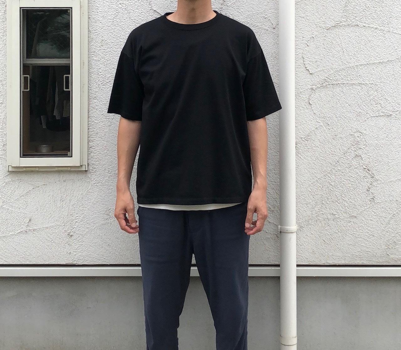ORDINARY FITS ユニセックス クルーTシャツ_d0334060_16183855.jpg