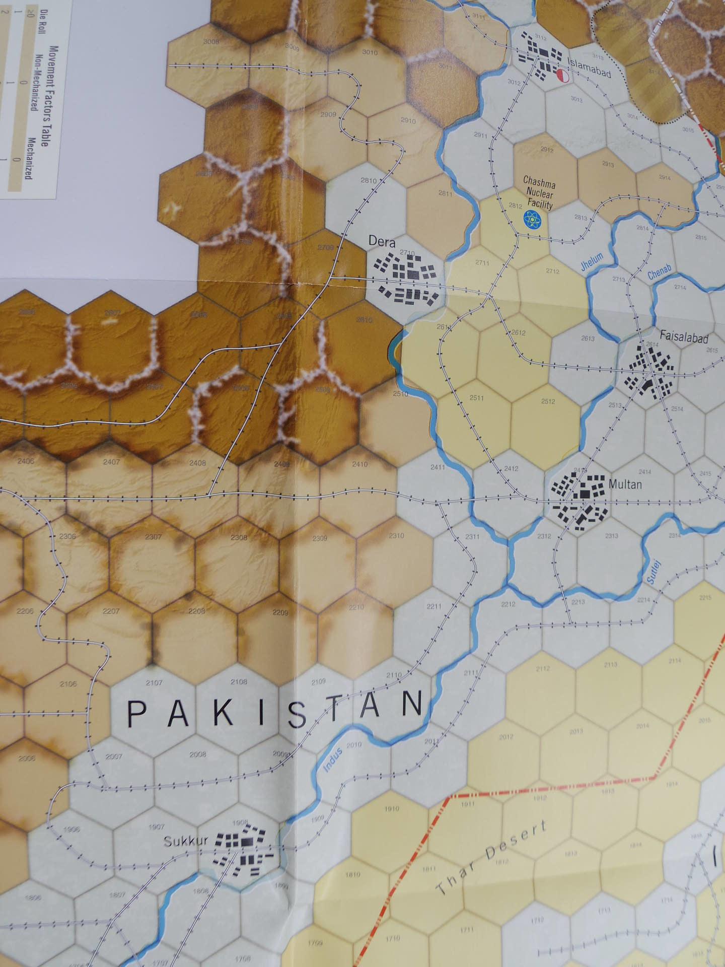 Modern War誌#36 Cold Start: The Next India-Pakistan War... 2018.06.17(日)YSGA第348回定例会に持ち寄られ_b0173672_23122586.jpg
