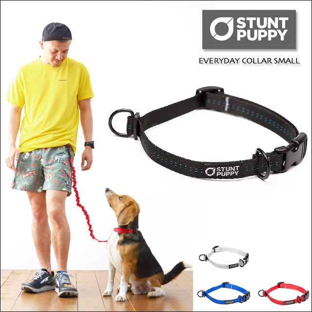 STUNT PUPPY [スタントパピー] EVERYDAY COLLAR SMALL[EC001] カラー・リード・首輪・MEN\'S/LADY\'S_f0051306_16195083.jpg
