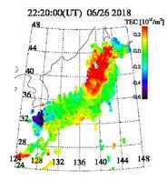 HAARPモニター観察:再び6月下旬の400nTの地震電磁波到来!東北と九州が要注意か!?_a0348309_9401763.jpg