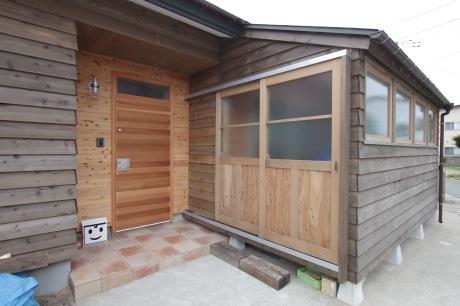 土崎港北の家 改築工事_e0148212_11224624.jpg