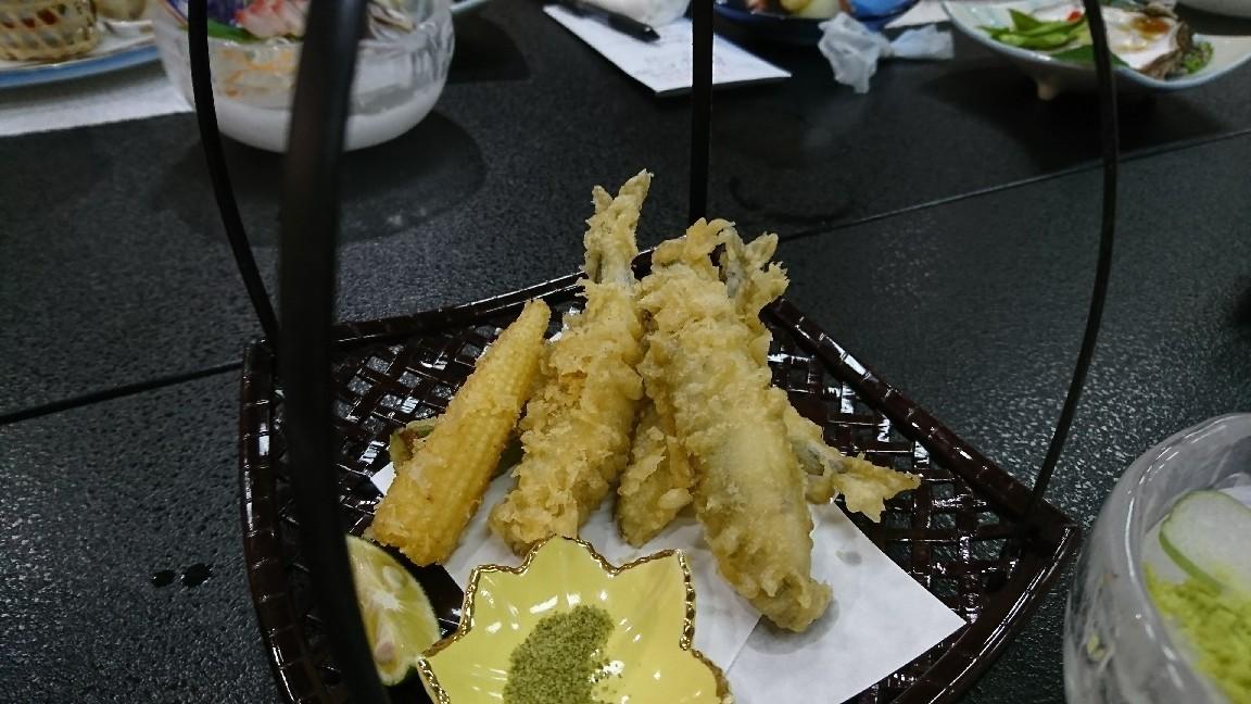 会議と小川屋さんの料理_b0237229_08095338.jpg