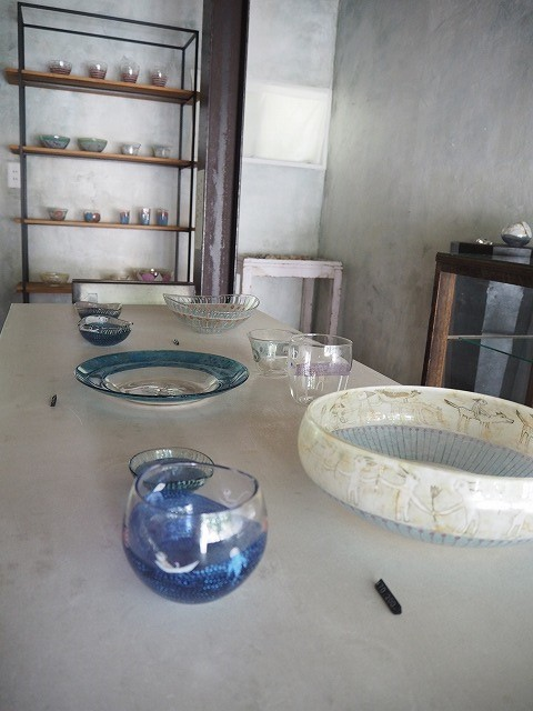 松岡装子 ガラス展 2_b0132444_11320898.jpg