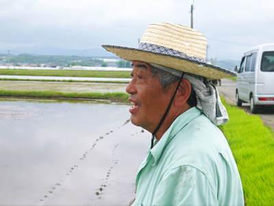 健康農園さんの無農薬栽培『雑穀米』『発芽玄米』大好評販売中!平成30年度の田植えの様子を現地取材!_a0254656_18002718.jpg