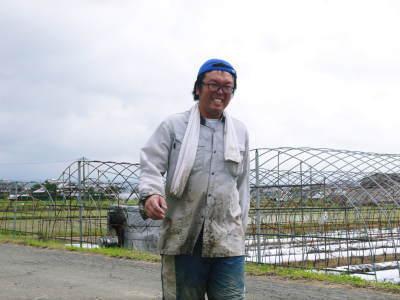 健康農園さんの無農薬栽培『雑穀米』『発芽玄米』大好評販売中!平成30年度の田植えの様子を現地取材!_a0254656_18051826.jpg