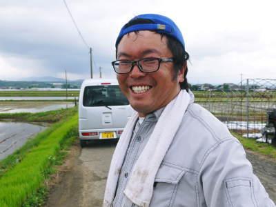 健康農園さんの無農薬栽培『雑穀米』『発芽玄米』大好評販売中!平成30年度の田植えの様子を現地取材!_a0254656_18094210.jpg