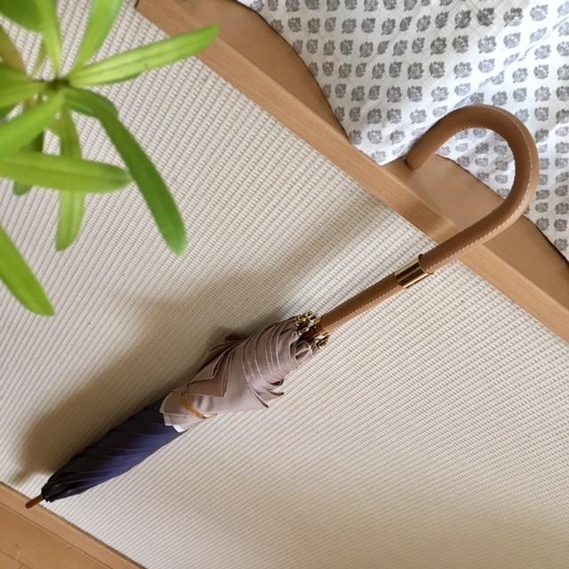new umbrella  身の丈を知る_a0165160_10220278.jpg
