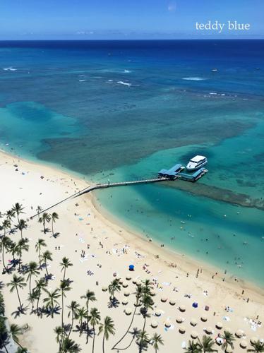 Hawaii trip 2018  ブルーハワイへ_e0253364_10212162.jpg