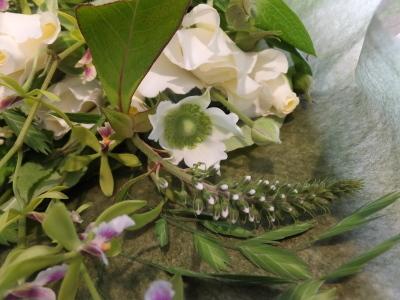 オークリーフ花の教室(落合さんの作品)_f0049672_16233513.jpg