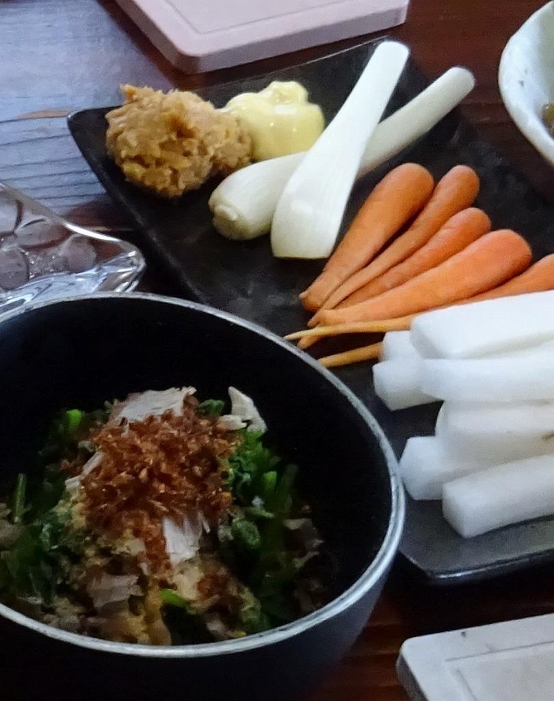 実家からの野菜2018 第二段!レタス、玉葱、サクランボも!_d0061678_13160749.jpg