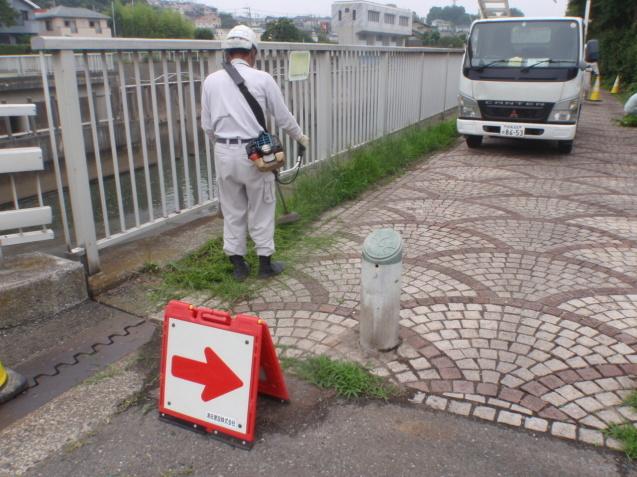 CSR活動 6月工事現場_f0394780_10571041.jpg