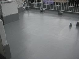 通路・ルーフバルコニー防水工事(藤沢市)_c0183605_15171275.jpg