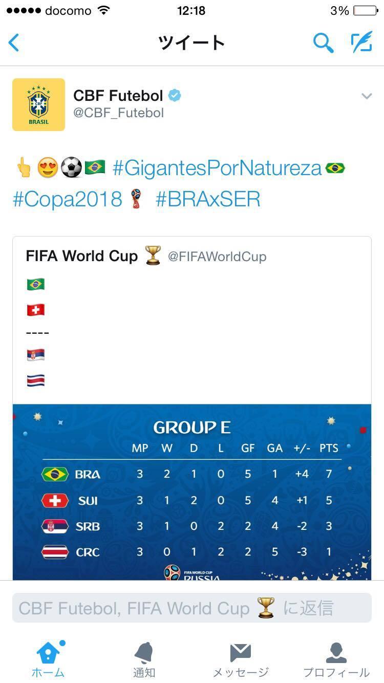 第12話◉ドイツ敗退〜ブラジルの試合ぶり・ブラジルメディアの反応〜メキシコ戦に向けて【excite公式ブログW杯連載】#BRASIL #ブラジル代表 #W杯 #ワールドカップ #WorldCup_b0032617_13134589.jpg