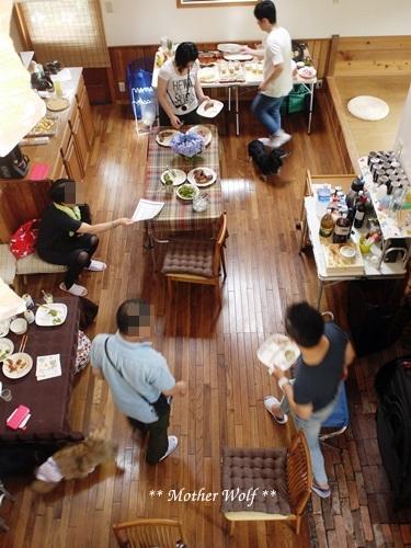 ゲストハウス@伊豆高原で、パーティーして来ましたよ~ん♪_e0191026_20313941.jpg
