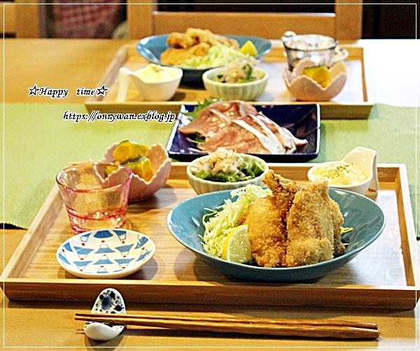 錦糸卵たっぷりな冷やし中華弁当と今夜のおうちごはん♪_f0348032_18581556.jpg