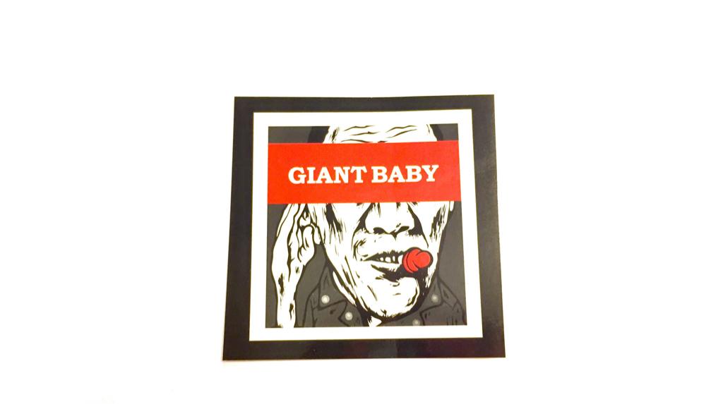「 GIANT BABYなポロシャツ達 」_c0078333_23273694.jpg
