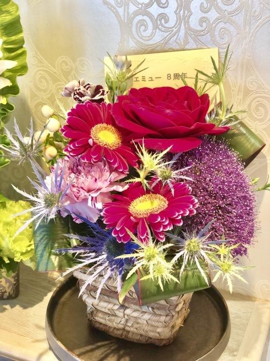 花とフレンチ_a0103940_20463100.jpeg