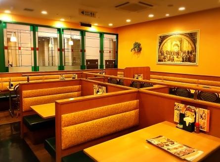 Saizeriya Ristorante e Caffe/札幌市 北区_c0378174_21195859.jpg