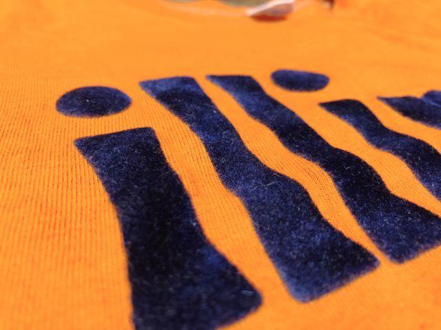 6月30日(土)入荷!70s チャンピオン all cotton バータグ フロッキープリント Tシャツ!_c0144020_14274443.jpg