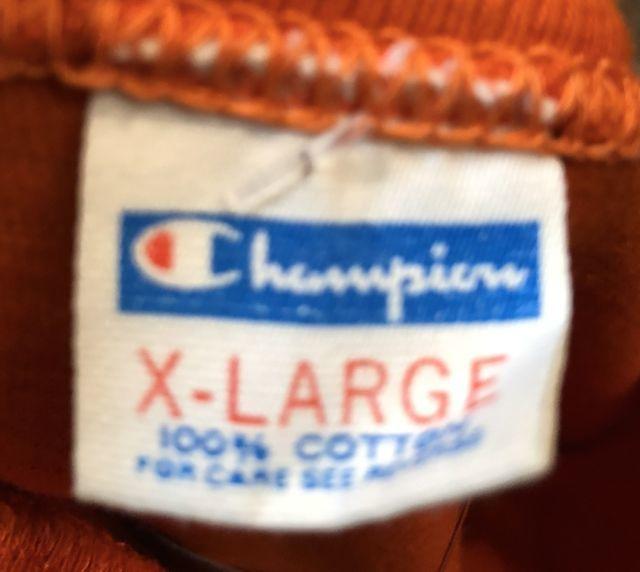 6月30日(土)入荷!70s チャンピオン all cotton バータグ フロッキープリント Tシャツ!_c0144020_14274625.jpg