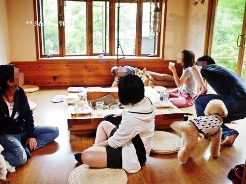 ゲストハウス@伊豆高原で、パーティーして来ましたよ~ん♪_e0191026_11085731.jpg
