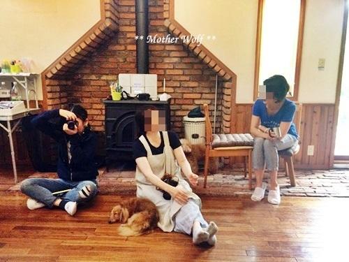 ゲストハウス@伊豆高原で、パーティーして来ましたよ~ん♪_e0191026_11093800.jpg