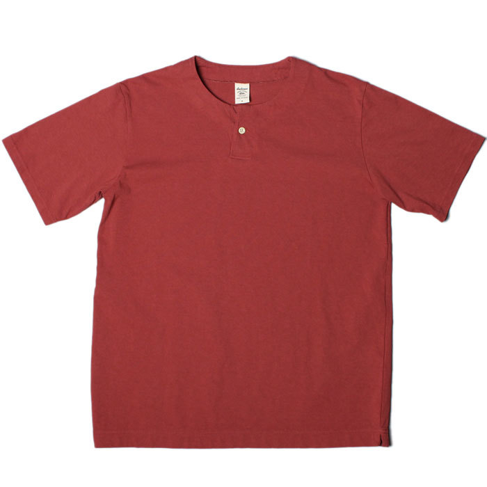 Jackman Henleyneck T-shirt 入荷_c0196434_13503362.jpg