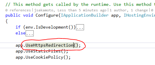 ASP.NET Core 2.1 の UseHttpsRedirection が Azure Web Apps 上では効かない?_d0079457_18505199.png