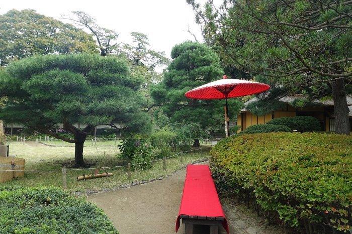 鶴ヶ城公園 茶室「麟閣」_c0112559_08360535.jpg
