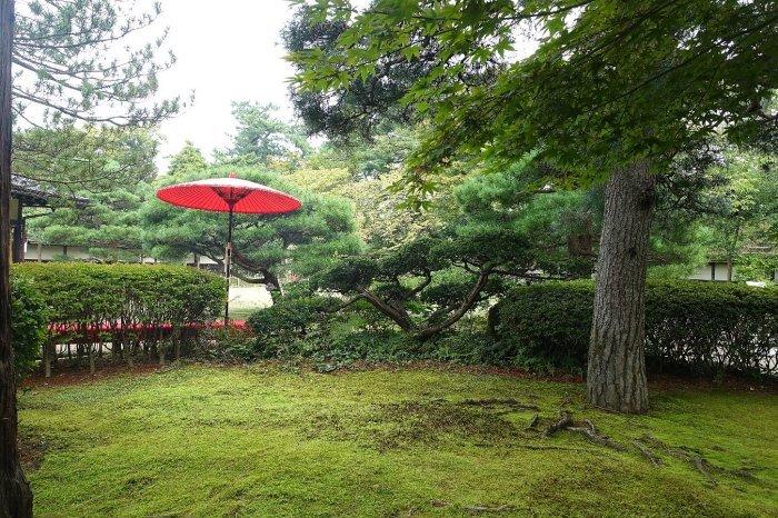鶴ヶ城公園 茶室「麟閣」_c0112559_08370028.jpg