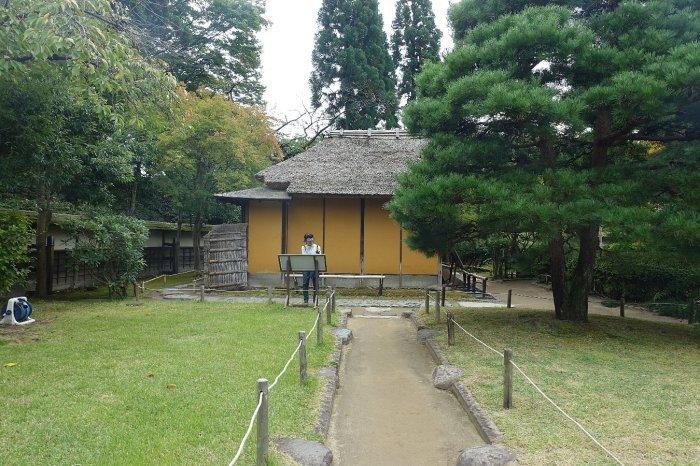 鶴ヶ城公園 茶室「麟閣」_c0112559_08433087.jpg