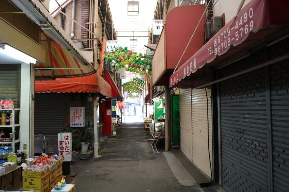 長吉銀座商店街 (大阪市平野区)_c0001670_21323783.jpg